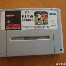 Videojuegos y Consolas: CARTUCHO FIFA INTERNATIONAL SOCCER SUPER NINTENDO.. Lote 288648023