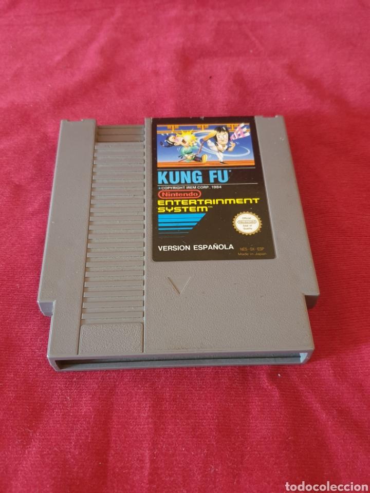JUEGO KUNG FU NINTENDO (Juguetes - Videojuegos y Consolas - Nintendo - SuperNintendo)