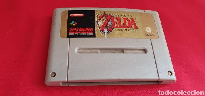 JUEGO ZELDA SUPER NINTENDO (Juguetes - Videojuegos y Consolas - Nintendo - SuperNintendo)
