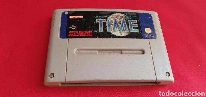 JUEGO NINTENDO ILLUSION OF TIME SUPER NINTENDO (Juguetes - Videojuegos y Consolas - Nintendo - SuperNintendo)