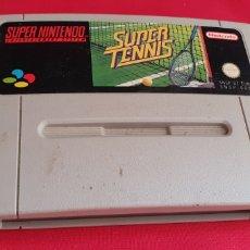 Videojuegos y Consolas: JUEGO SUPER TENNIS SUPER NINTENDO. Lote 289302663