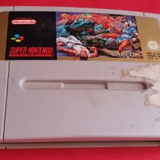 Videojuegos y Consolas: JUEGO NINTENDO STREET FIGHTER II SÚPER NINTENDO. Lote 289304978