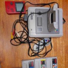 Videojuegos y Consolas: SUPER NINTENDO Y 7 JUEGO DE 1992. Lote 289522543
