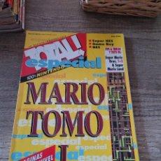 Videojuegos y Consolas: REVISTA ESPECIAL GUIAS Y TRUCOS NINTENDO SUPER MARIO BROS 1-3-MARIO LAND- ORIGINAL1993.. Lote 290118938