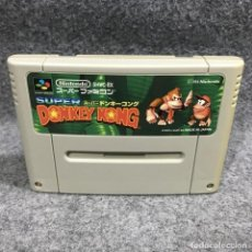 Videojuegos y Consolas: SUPER DONKEY KONG JAP SUPER FAMICOM NINTENDO SNES. Lote 290793893