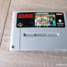 Videojuegos y Consolas: VIDEOJUEGO SUPER MARIO ALL STARS NES. Lote 293419083