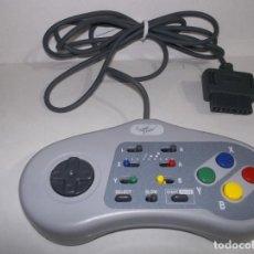 Videojuegos y Consolas: CONTROL SUPER NINTENDO SUPER POWER CON TURBO NUEVO NUNCA USADO SNES MANDO SUPER POWER. Lote 294810138