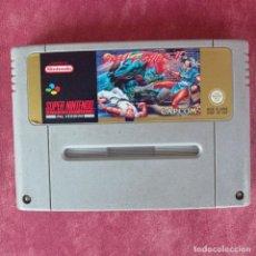 Videojuegos y Consolas: VIDEOJUEGO SUPER NINTENDO - SNES - STREET FIGHTER II -. Lote 294833468
