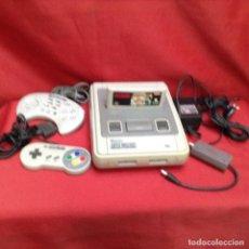 Videojuegos y Consolas: SUPERNINTENDO COMPLETA Y JUEGO .. Lote 295020973