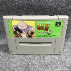 Videojuegos y Consolas: DRAGON BALL Z 3 JAP SUPER NINTENDO SNES. Lote 295476208