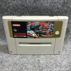 Videojuegos y Consolas: STREET FIGHTER II SUPER NINTENDO SNES. Lote 295476213
