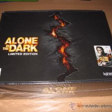 Videojuegos y Consolas: ALONE IN THE DARK EDICIÓN LIMITADA WII + BANDA SONORA + FIGURA PAL VERSION COLLECTORS EDITION. Lote 29077990