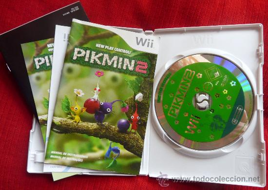 Pikmin 2 Wii Sold Through Direct Sale 26276199
