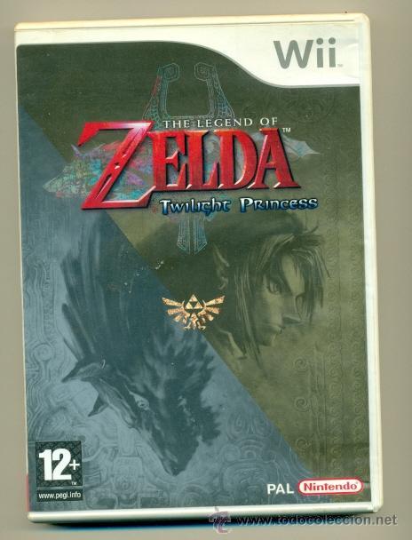Juego Para Wii Zelda Original Completo S Comprar