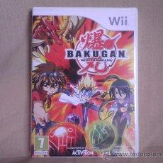 Videojuegos y Consolas: WII BAKUGAN BATTLE BRAWLERS. Lote 33679386