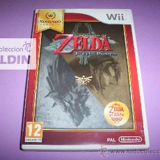 Videojuegos y Consolas: THE LEGEND OF ZELDA TWILIGHT PRINCESS COMPLETO PAL ESPAÑA NINTENDO WII. Lote 34234120
