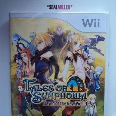 Videojuegos y Consolas: TALES OF SYMPHONIA * DAWN OF THE NEW WORLD * NUEVO Y PRECINTADO. Lote 34984960