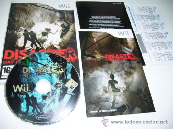 Videojuegos y Consolas: DISASTER DAY OF CRISIS - Foto 1 - 39244484