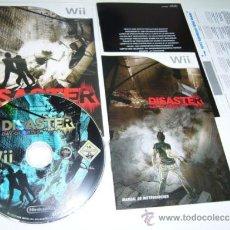 Videojuegos y Consolas: DISASTER DAY OF CRISIS. Lote 39244484