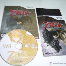 Videojuegos y Consolas: THE LEGEND OF ZELDA TWILIGHT PRINCESS. Lote 42135884