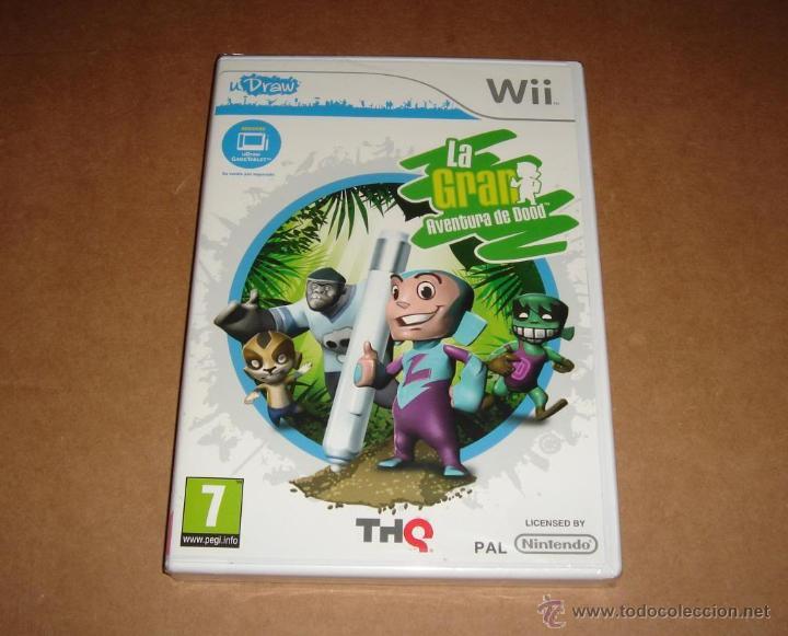GRAN AVENTURA DE DOOD , A ESTRENAR PARA NINTENDO WII, PAL (Juguetes - Videojuegos y Consolas - Nintendo - Wii)