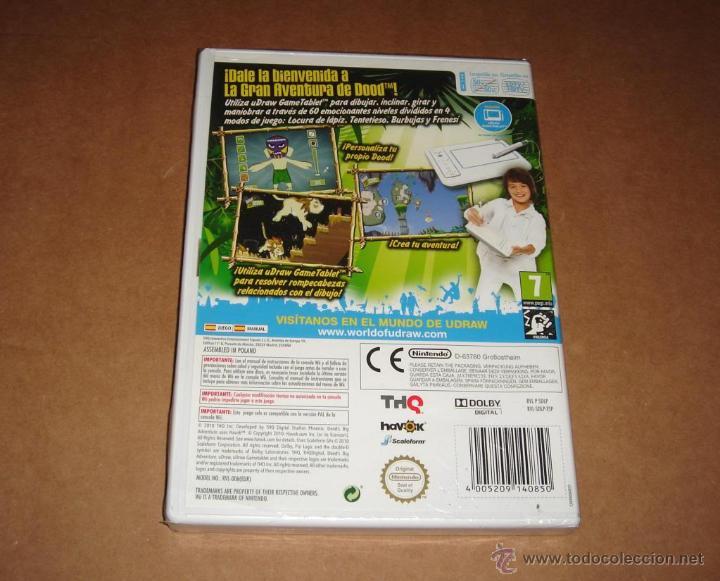 Videojuegos y Consolas: Gran Aventura de Dood , a estrenar para Nintendo Wii, Pal - Foto 2 - 46052695