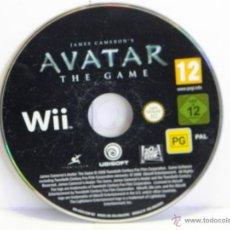 Videojuegos y Consolas: AVATAR NINTENDO WII. Lote 53133895