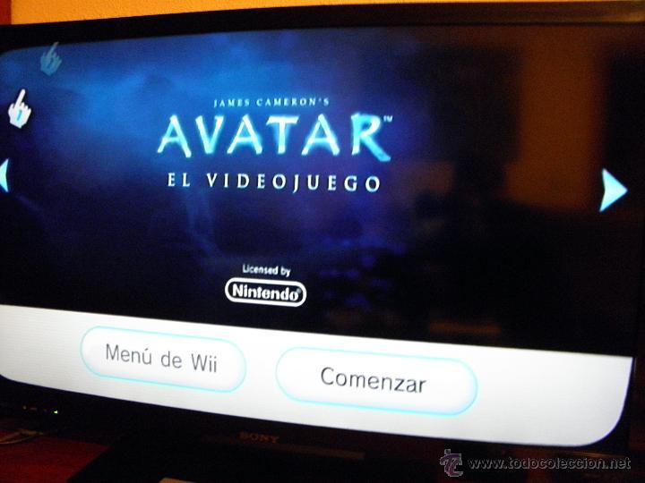 Videojuegos y Consolas: AVATAR NINTENDO WII - Foto 3 - 53133895