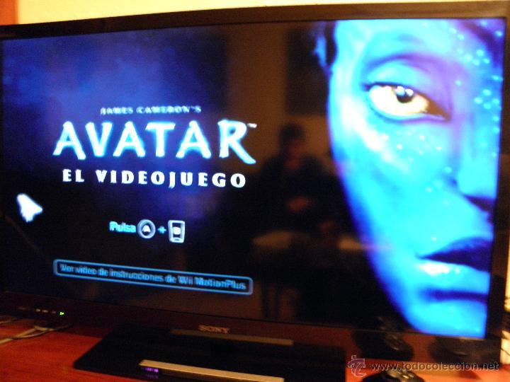 Videojuegos y Consolas: AVATAR NINTENDO WII - Foto 4 - 53133895
