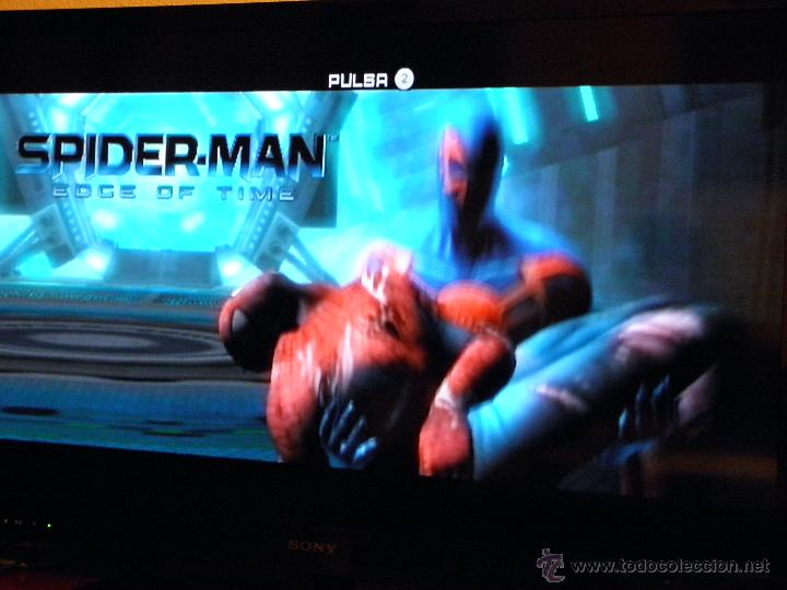 Videojuegos y Consolas: SPIDER-MAN NINTENDO WII - Foto 3 - 53134137