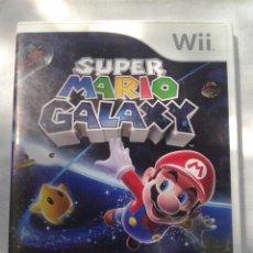 Videojuegos y Consolas: SUPER MARIO GALAXY, WII. Lote 57540586
