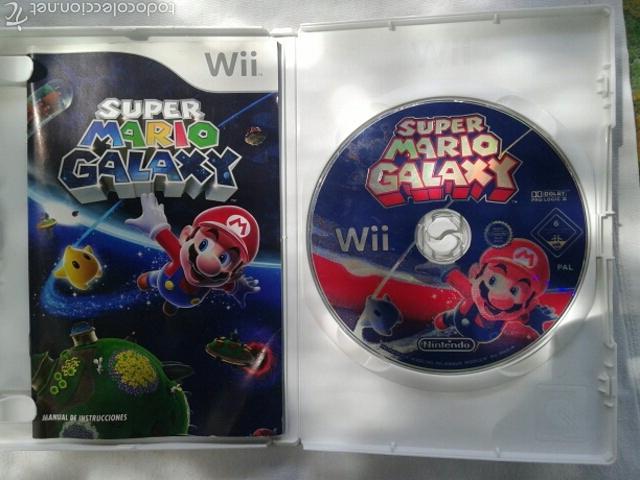 Videojuegos y Consolas: SUPER MARIO GALAXY, Wii - Foto 2 - 57540586