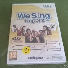 Videojuegos y Consolas: WESING ENCORE. Lote 57973955