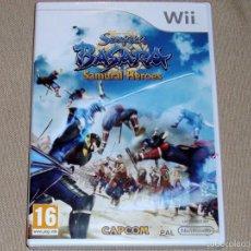 Videojuegos y Consolas: SENGOKU BASARA: SAMURAI HEROES, PRECINTADO PAL ESP -WII-. Lote 59830440