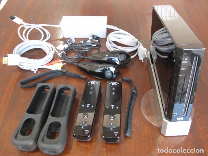CONSOLA NINTENDO WII + TABLA DEPORTES (Juguetes - Videojuegos y Consolas - Nintendo - Wii)