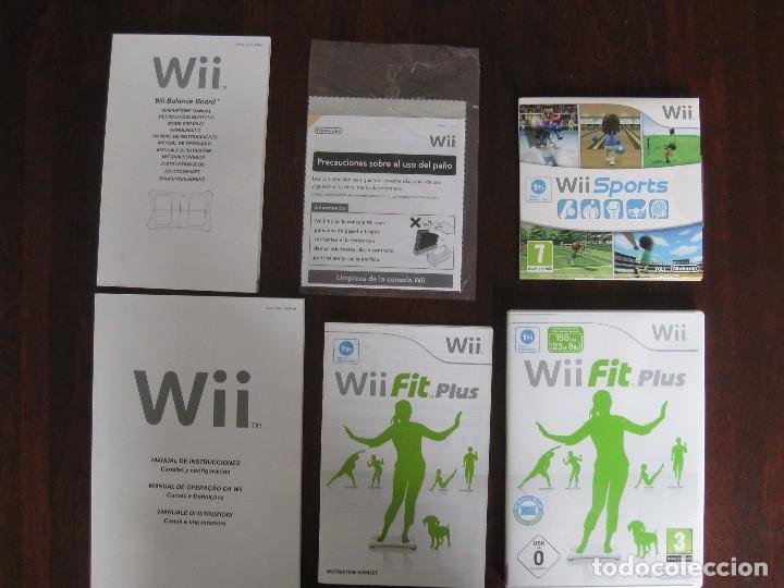 Videojuegos y Consolas: CONSOLA NINTENDO WII + TABLA DEPORTES - Foto 2 - 61800816