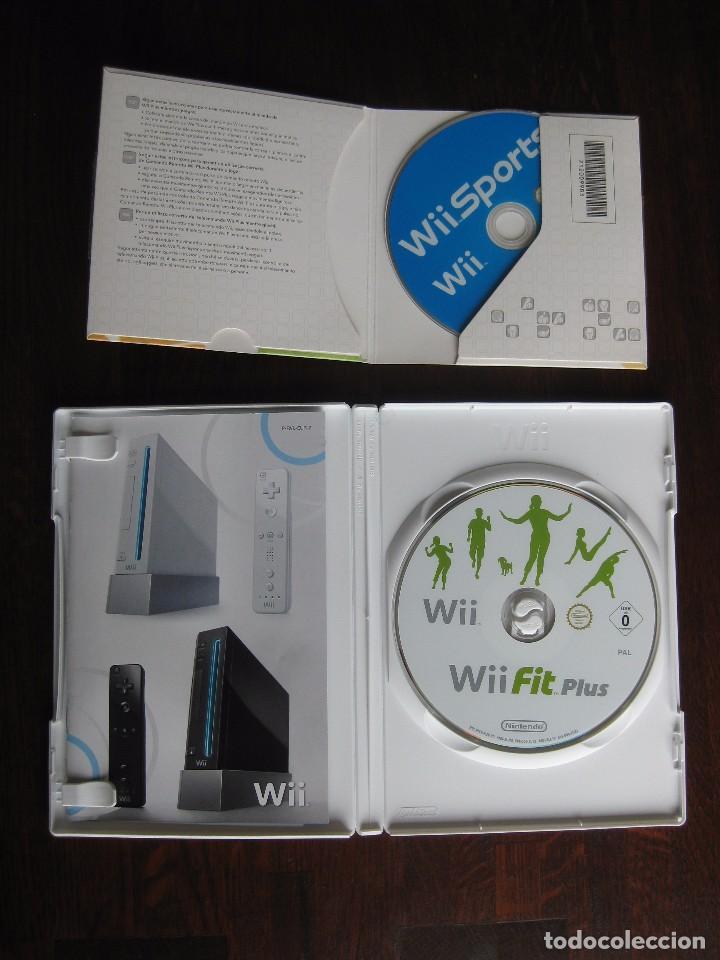 Videojuegos y Consolas: CONSOLA NINTENDO WII + TABLA DEPORTES - Foto 3 - 61800816