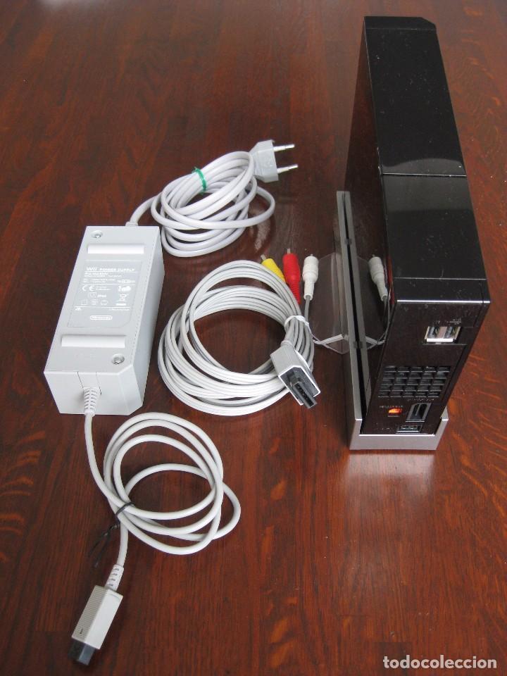 Videojuegos y Consolas: CONSOLA NINTENDO WII + TABLA DEPORTES - Foto 10 - 61800816