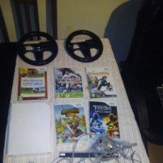Videojuegos y Consolas: LOTE CONSOLA NINTENDO WII Y JUEGOS . Lote 69865537