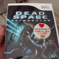 Videojuegos y Consolas: JUEGO WII DEAD SPACE. Lote 76813743