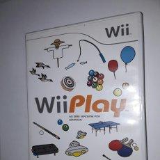 Videojuegos y Consolas: JUEGO WII - WII PLAY. Lote 88356282