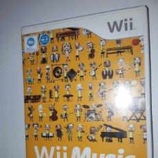 Videojuegos y Consolas: JUEGO WII - WII MUSIC. Lote 88356515
