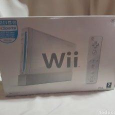 Videojuegos y Consolas: CONSOLA WII COMPLETA BUEN ESTADO. Lote 89843283