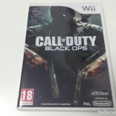 Videojuegos y Consolas: CALL OF DUTY BLACK OPS. Lote 98239039