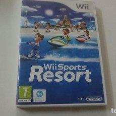 Videojuegos y Consolas: WII SPORTS RESORT. Lote 98446259