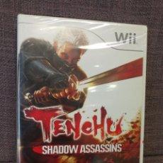 Videojuegos y Consolas: TENCHU NINTENDO WII. Lote 98948087