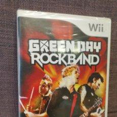 Videojuegos y Consolas: GREEN DAY ROCK BAND NINTENDO WII. Lote 98948167