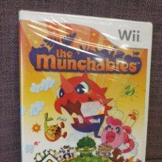 Videojuegos y Consolas: THE MUNCHABLES NINTENDO WII. Lote 98948187