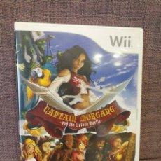 Videojuegos y Consolas: CAPTAIN MORGANE NINTENDO WII. Lote 98948235