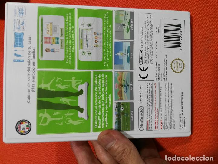 Juego Nintendo Wii Wii Fit Comprar Videojuegos Y Consolas Nintendo
